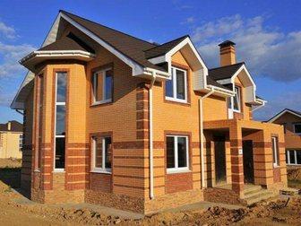 Уникальное фотографию  Строительство домов коттеджей под ключ 32408240 в Новосибирске
