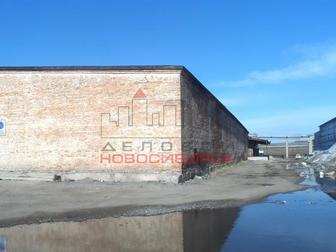 Смотреть foto Коммерческая недвижимость Аренда складского помещения 1700 кв, м 32427563 в Новосибирске