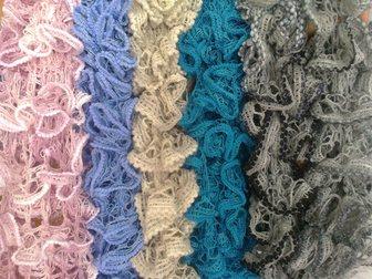 Новое фото Аксессуары Ажурные шарфики ручной работы 32487794 в Новосибирске