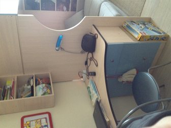 Скачать бесплатно foto  Продам кровать-чердак 32504524 в Новосибирске