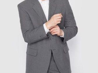 Скачать фотографию Мужская одежда Продам новые мужские костюмы 54-56/174-182 Россия 32538320 в Новосибирске