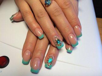 Скачать фотографию Косметические услуги Наращивание ногтей! 32576850 в Новосибирске