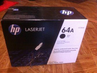 Скачать фото Принтеры, картриджи Картриджы для HP LAZERJET 364X/A 32598756 в Новосибирске