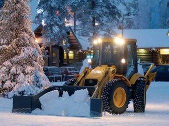 Новое изображение Спецтехника Экскаватор Погрузчик 32625179 в Новосибирске