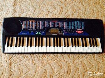 Просмотреть фотографию  Синтезатор Casio CTK-495 32639316 в Новосибирске