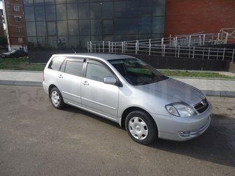 Новое изображение Аренда и прокат авто Сдам Toyota Fielder 2004 г, в аренду с выкупом 32642737 в Новосибирске