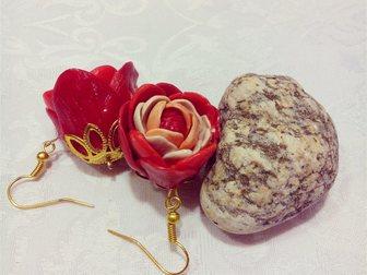 Просмотреть фото  Авторские украшения из полимерной глины 32662880 в Новосибирске