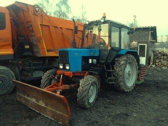 Уникальное изображение Бетономиксер Трактор МТЗ 32675291 в Новосибирске