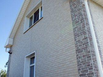 Смотреть фотографию Отделочные материалы Купить фасадные панели под камень (EJ515) 32923379 в Новосибирске