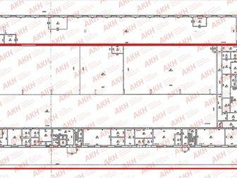 Смотреть фотографию Коммерческая недвижимость Сдам в аренду отапливаемое производственно-складское здание площадью 5800 кв, м, №А1225 32970636 в Новосибирске