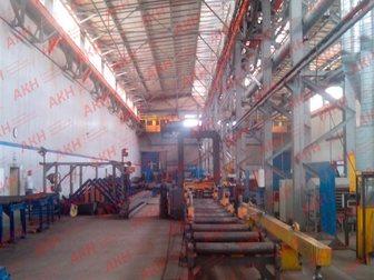 Смотреть фото Коммерческая недвижимость Сдам в аренду отапливаемое производственно-складское здание площадью 5800 кв, м, №А1225 32970636 в Новосибирске
