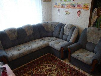 Скачать foto Мужская одежда Продам угловой диван и кресло 33049219 в Новосибирске