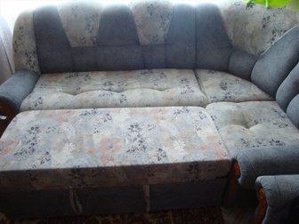 Просмотреть фотографию Мужская одежда Продам угловой диван и кресло 33049219 в Новосибирске
