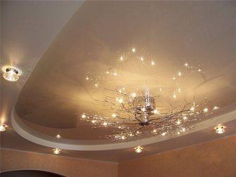 Увидеть foto Дизайн интерьера Натяжные потолки 33057218 в Новосибирске