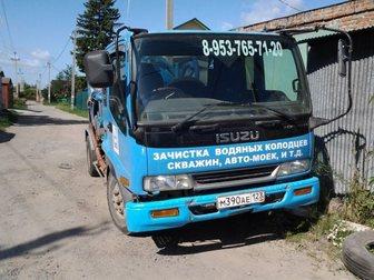 Новое изображение  продаётся илосос исудзу-форвард 97г, 33101612 в Новосибирске
