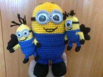 Свежее фотографию Детские игрушки Миньоны продам 33115215 в Новосибирске