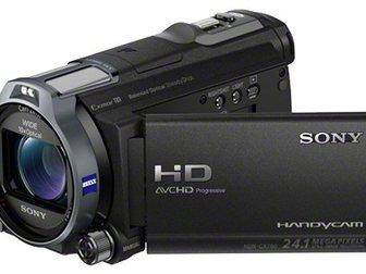 Скачать бесплатно фото Видеокамеры Видеокамера Sony HDR-CX760E 33245864 в Новосибирске
