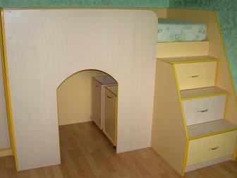 Увидеть фотографию Комнаты Продам детскую кровать 33311159 в Новосибирске