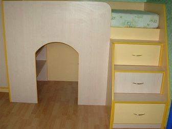 Просмотреть изображение Комнаты Продам детскую кровать 33311159 в Новосибирске