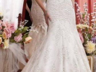 Скачать изображение Свадебные платья Новое платье 33328422 в Новосибирске