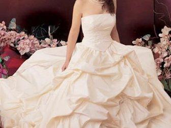 Скачать foto Свадебные платья Эксклюзивное свадебное платье Justin Alexander, Англия 33394360 в Новосибирске