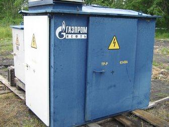 Уникальное foto Электрика (оборудование) Новая, подстанция трансформаторная КТП – ВК-2-63/6-0, 4-УХЛ1 33410350 в Новосибирске