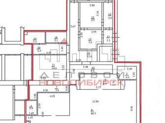 Смотреть изображение  Продажа торгового помещения 196,5 кв, м, 39 300 000 рублей 33553661 в Новосибирске