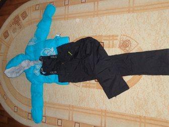 Смотреть фотографию Спортивная одежда Продам горнолыжный костюм 33777289 в Новосибирске