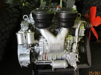 Увидеть foto Разное Двигатель ЯАЗ 204 33851595 в Новосибирске