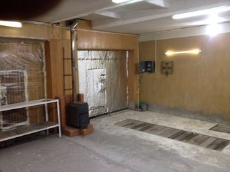 Уникальное фотографию Гаражи, стоянки Сдам бокс под сто, Склад, Мастерскую в Новосибирске академгородок 34077551 в Новосибирске