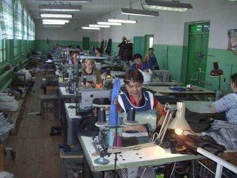 Уникальное фотографию Коммерческая недвижимость Швейное производство с наработанной клиентской базой 34083426 в Новосибирске