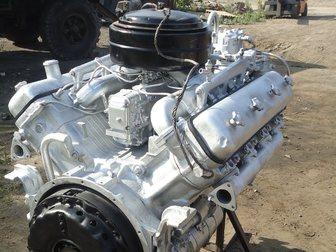 Смотреть foto Автозапчасти Двигатели КАМАЗ 740, 10, ЯМЗ-236, ЯМЗ-238, КПП с хранения 34237544 в Новосибирске