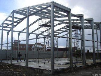Новое фото Строительные материалы Изготовление металлоконструкций 34597823 в Новосибирске