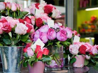 Новое фото  Два цветочных магазина в Академгородке 34651798 в Новосибирске