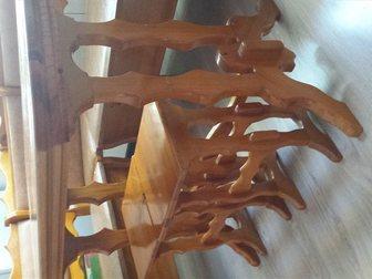 Увидеть изображение  Кухонный уголок: угловой диван, стол и табуретки 34804441 в Новосибирске