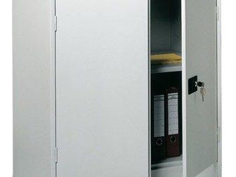 Смотреть изображение Офисная мебель Архивный шкаф шам - 0, 5 35015760 в Новосибирске