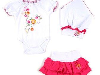 Просмотреть фото Детская одежда детская одежда новая 35153647 в Новосибирске