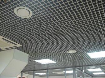 Свежее изображение Отделочные материалы Подвесной потолок Армстронг 35286145 в Новосибирске
