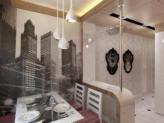 Смотреть фото  Дизайн студия интерьера общественных и жилых помещений в Новосибирске 35291954 в Новосибирске