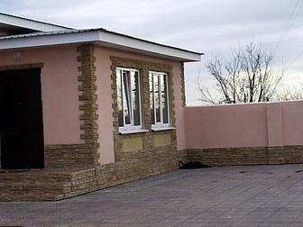 Увидеть foto Отделочные материалы Фасадные панели под камень крепление под дюбель 35722278 в Новосибирске