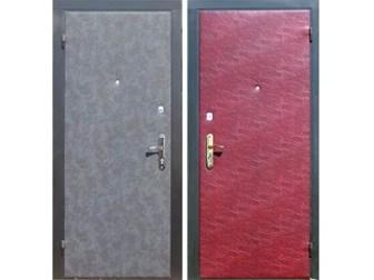 Смотреть foto Двери, окна, балконы Обивка входных дверей дермантином (винилискожей) 36235764 в Новосибирске