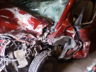 Уникальное фото Аварийные авто ТАЙОТА КОРОЛЛА-СПАСИО 2001г, объем 1, 8 36467458 в Новосибирске