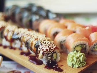 Просмотреть foto  Служба доставки суши и пиццы 36622068 в Новосибирске