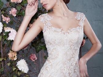 Свежее изображение Свадебные платья Продам свадебное платье Tina 36771663 в Новосибирске