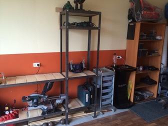 Увидеть foto  Двухуровневый капитальный гараж с отделкой 37148723 в Новосибирске