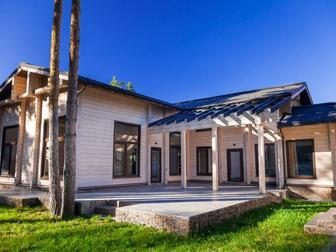 Просмотреть фотографию  Продам элитный коттедж из кедра в сосновом бору г, Бердска 37421202 в Новосибирске
