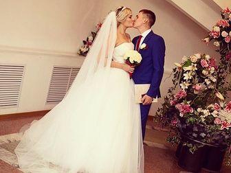 Увидеть foto Свадебные платья продам свадебное платье 37524775 в Новосибирске