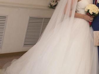 Скачать фото Свадебные платья продам свадебное платье 37524775 в Новосибирске