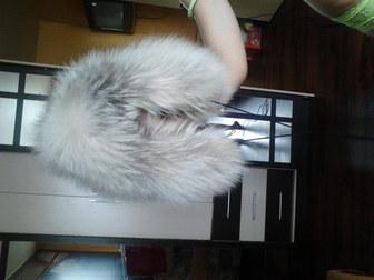 Уникальное foto Разное продам зимнюю шапку из песца 37636514 в Новосибирске