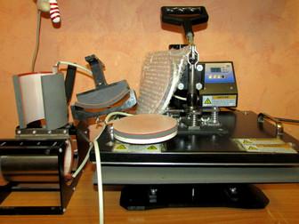 Смотреть изображение Принтеры, картриджи Оборудование для сублимации 37665948 в Новосибирске